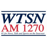 Logo of radio station WTSN 1270