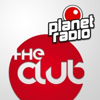 Logo of radio station Planet Radio The Club