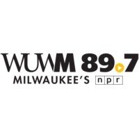 Logo of radio station WUWM 89.7 FM