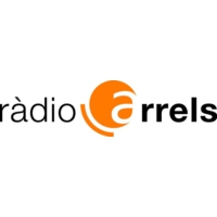 Logo of radio station Ràdio Arrels