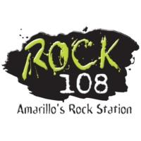 Logo of radio station KZRK 107.9 FM