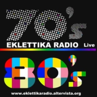 Logo of radio station Eklettika Radio
