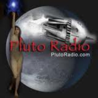 Logo of radio station Pluto radio