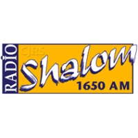 Logo of radio station Radio Shalom 1650 AM