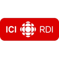 Logo of radio station ICI RDI