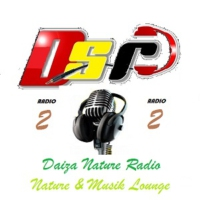 Logo of radio station DAIZA NATURE RADIO