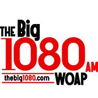 Logo of radio station WOAP The Big 1080