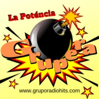 Logo of radio station La Potencia Grupera