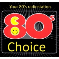 Logo of radio station 80's choice