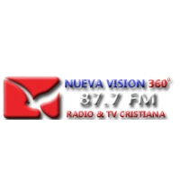 Logo of radio station KCIO New Vision 360 87.7