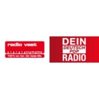 Logo de la radio Radio Vest – Dein DeutschPop Radio