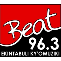 Logo of radio station Beat FM 96.3