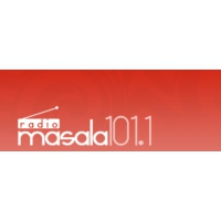 Logo of radio station Masala 101.1 FM