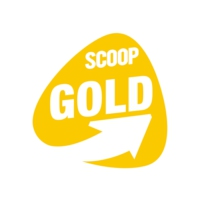 Logo of radio station SCOOP Gold