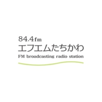 Logo of radio station FM Tachikawa 84.4