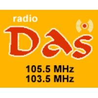 Logo of radio station Radio Das