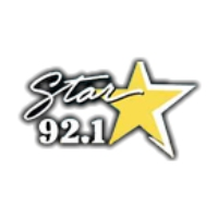 Logo of radio station WMYB - Star 92.1