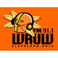 Logo of radio station WRUW 91.1