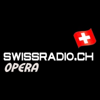 Logo of radio station SwissRadio - Opera