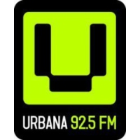 Logo of radio station Urbana 92.5