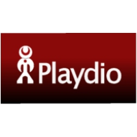 Logo of radio station Playdio