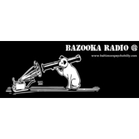 Logo of radio station Bazooka Radio