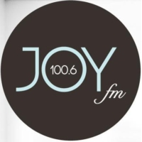 Logo of radio station Joy FM 100.6