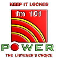 Logo of radio station FM 101 Power