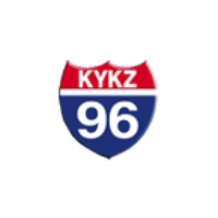 Logo of radio station KYKZ 96