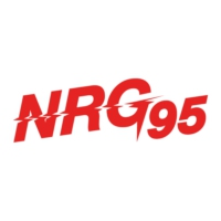 Logo of radio station N.R.G 95 FM