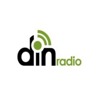 Logo of radio station Din Radio Silkeborg