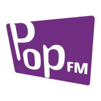 Logo of radio station Pop FM