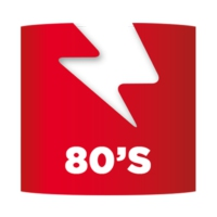 Logo of radio station Voltage 80