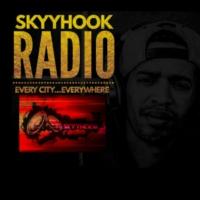 Logo de la radio Skyyhook Radio