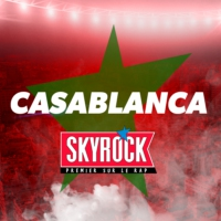 Logo of radio station Skyrock Casablanca