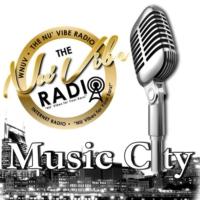 Logo de la radio The NU Vibe Radio