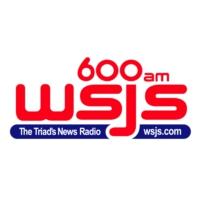Logo of radio station WSJS