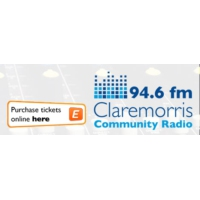 Logo de la radio Claremorris Community Radio