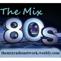 Logo de la radio The Mix 80s