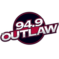 Logo of radio station KOLI 94.9 The Outlaw