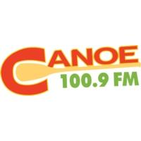 Logo de la radio CKHA-FM 100.9 Canoe FM