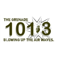 Logo de la radio KAOL 101.3 The Grenade
