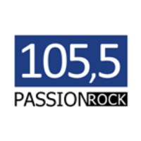 Logo de la radio CKLD 105.5 Passion-Rock