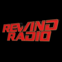 Logo of radio station REWIND RADIO