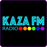 Logo de la radio KAZA FM radio / КАЗА ФМ радио