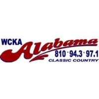 Logo of radio station WCKA Alabama 810