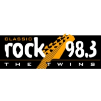 Logo of radio station KTWS Classic Rock 98.3