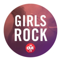 Logo of radio station OUI FM Girls Rock