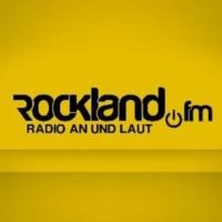 Logo of radio station Rockland FM