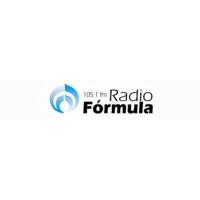Logo of radio station Radio Fórmula 105.1 FM